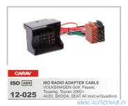 Carav 12-025 (VOLKSWAGEN/ AUDI/ SEAT/ SKODA)