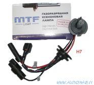 MTF Лампа H7 4300k