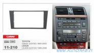 Carav 11-210 (2-DIN TOYOTA Celsior 1989-1994 / LEXUS LS-400 1989-1994)