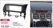 Carav 11-121 (1 DIN MAZDA (6) 2002-2007 (черная))
